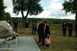 Miniatura zdjęcia: Odsłonięcie pomnika upamiętniającego cmentarz żydowski w Międzyrzeczu 14