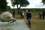 Miniatura zdjęcia: Odsłonięcie pomnika upamiętniającego cmentarz żydowski w Międzyrzeczu 15