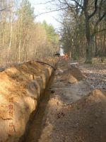 Miniatura zdjęcia: Budowa kanalizacji sanitarnej w miejscowościach Pieski – Kursko – Zamostowo – Gorzyca – etap II 2