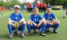 Miniatura zdjęcia: Towarzyski turniej Akademii Młodych Orłów