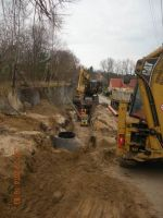 Miniatura zdjęcia: Budowa kanalizacji sanitarnej w miejscowościach Pieski – Kursko – Zamostowo – Gorzyca – etap II 7