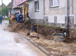 Miniatura zdjęcia: Budowa kanalizacji sanitarnej w m. Wyszanowo 1