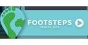 Logo: Footsteps